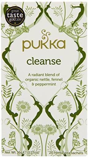 Tisana Pukka Cleanse