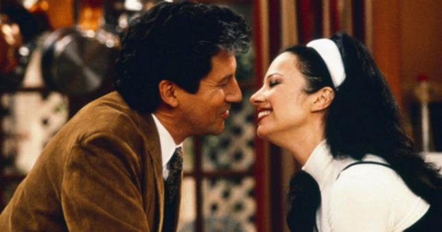 Il signor Sheffield e Francesca de La Tata