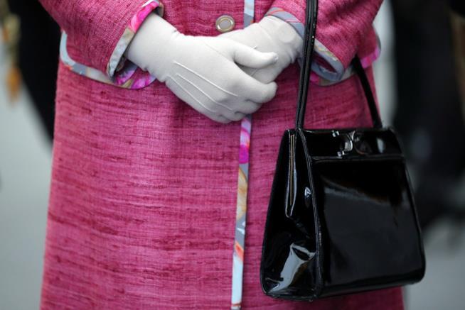 Lauster London, la borsa della regina Elisabetta