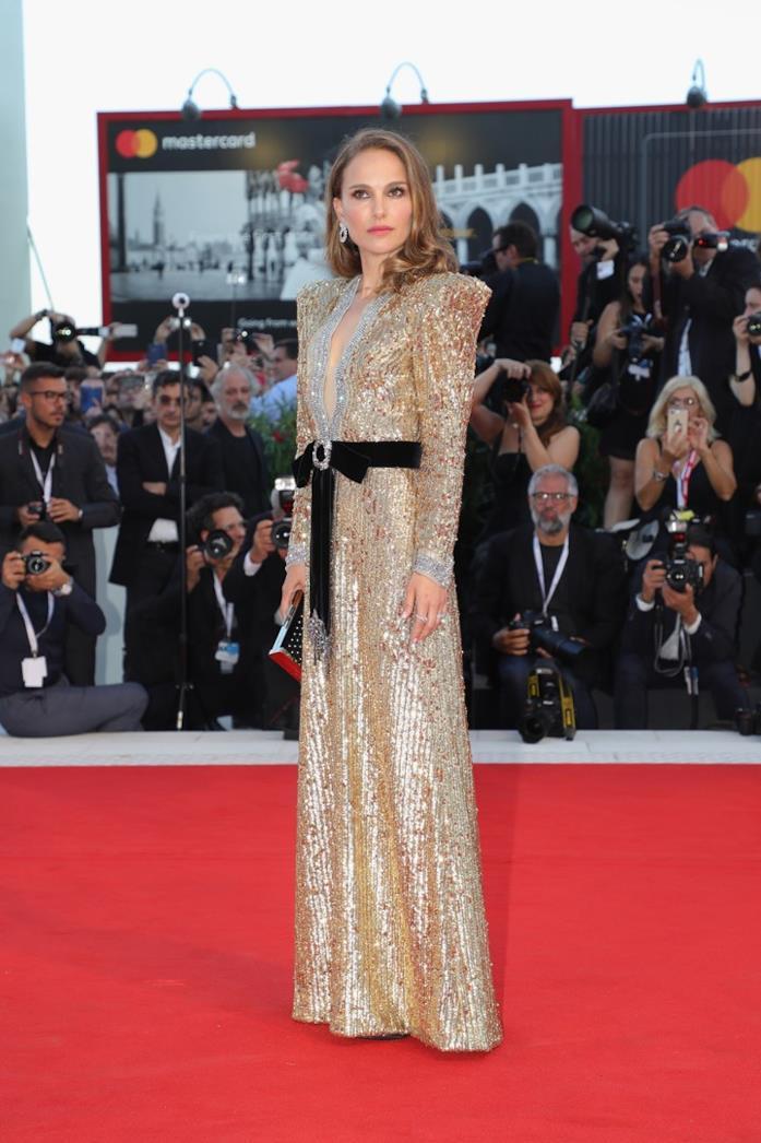 Natalie Portman a Venezia nel 2018