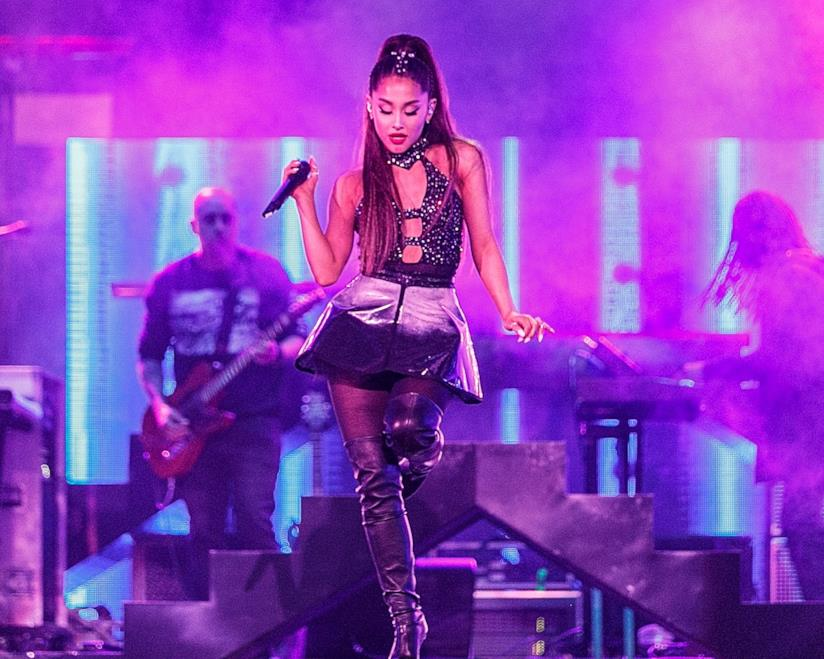 Ariana Grande: singolo God Is A Woman