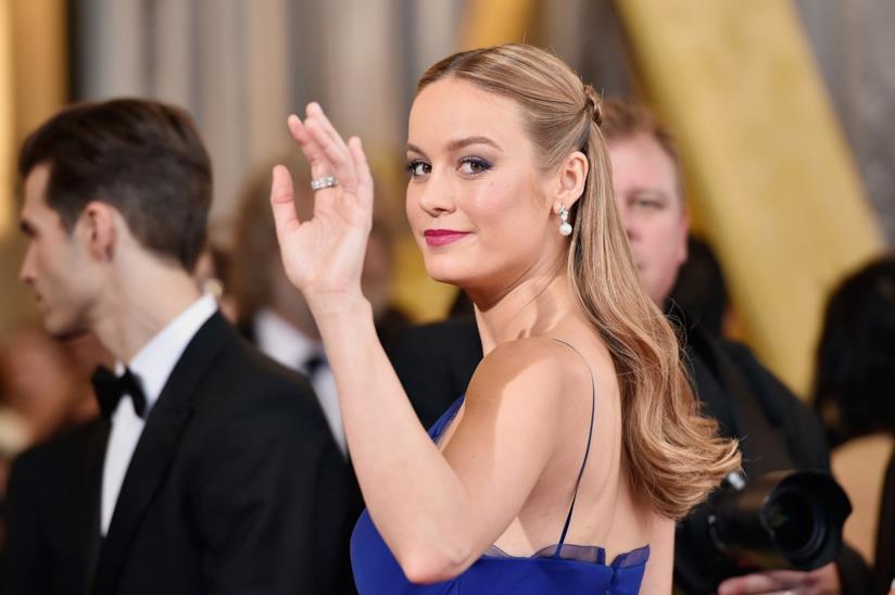 Brie Larson agli 88mi Academy Awards