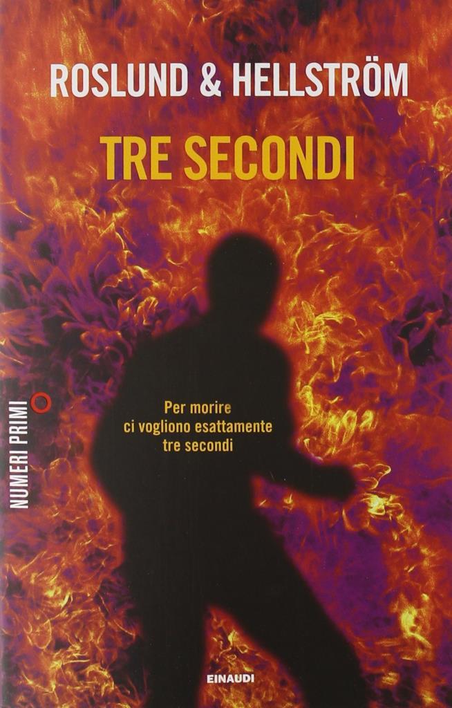 La copertina del libro Tre Secondi