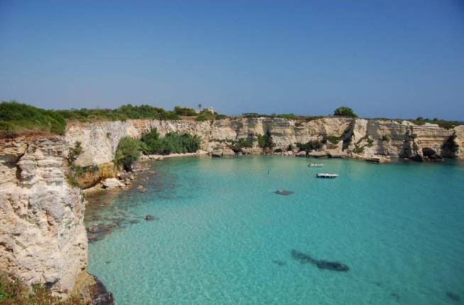 Uno scorcio in Puglia