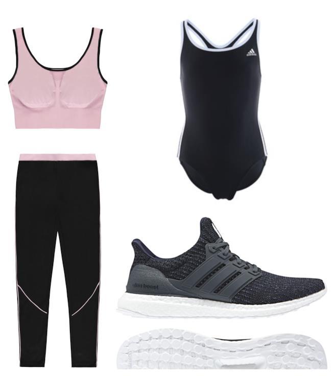 Capi di abbigliamento indispensabili per il fitness estate 2018