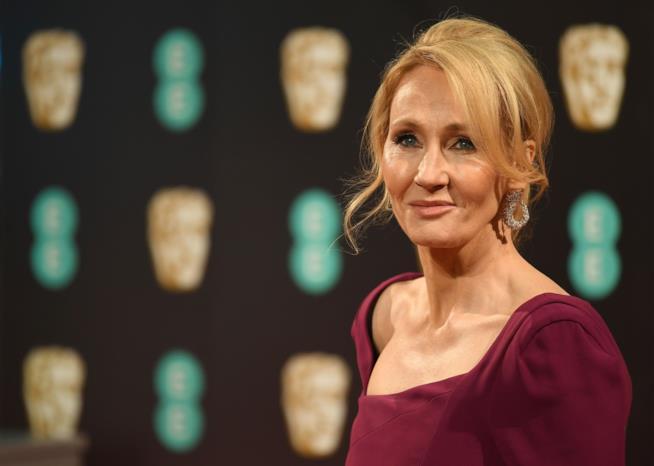 J.K.Rowling: depressa da giovane prima del successo letterario