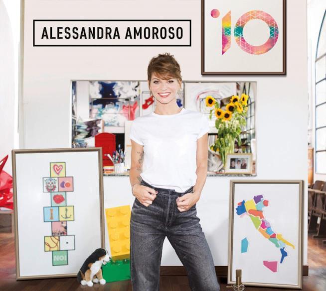 Alessandra Amoroso ad aprile in concerto all'Auditorium di Isernia