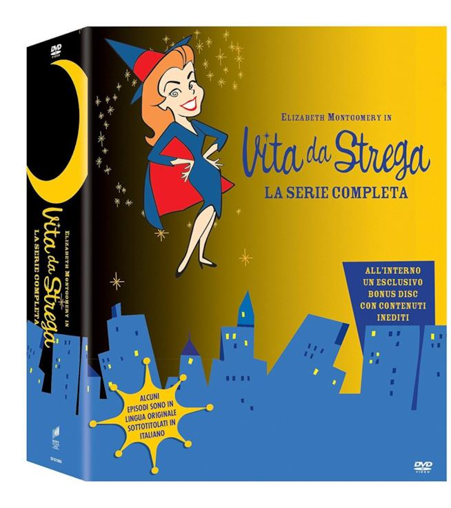 Cofanetto DVD di Vita da Strega - Stagioni 1-8