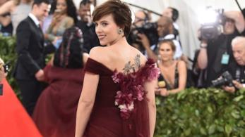 Scarlett Johansson al MET Gala 2018