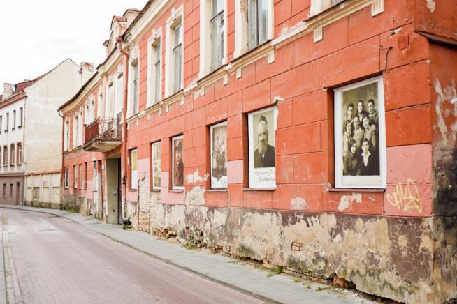 La memoria della Shoa nel ghetto di Vilnius