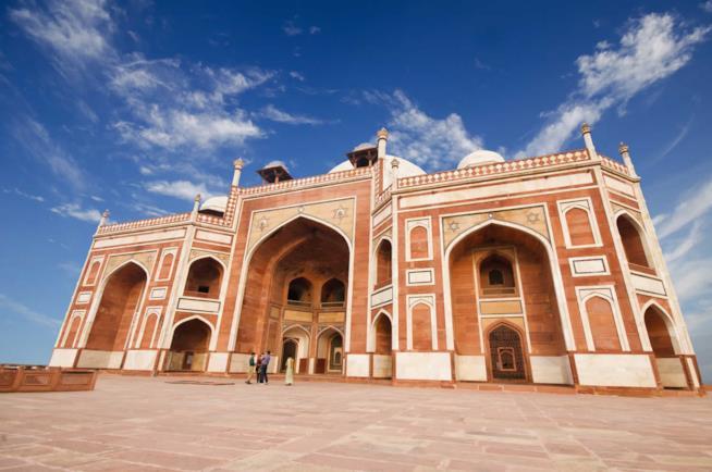 Guida Viaggio in India: India, Delhi, Tomba di Humayun