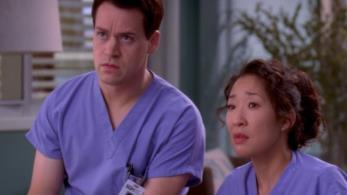 I personaggi di George e Cristina in Grey's Anatomy
