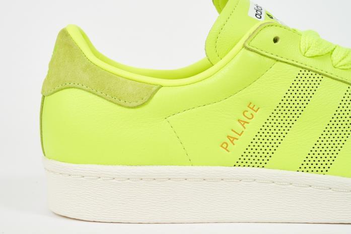 Con Nuova Di Colora Si Collabo Verde La Palace Superstar Neon 0OPnwk8X