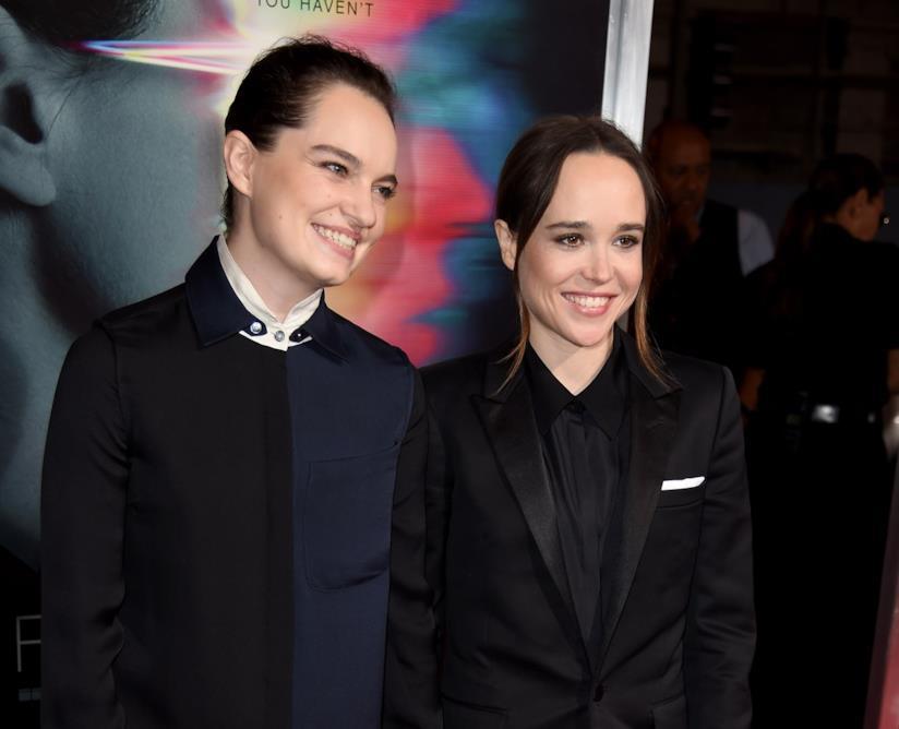 Ellen Page ed Emma Portner