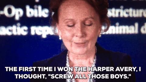 Il discorso di Ellis Grey nell'episodio 11x04 di Grey's Anatomy