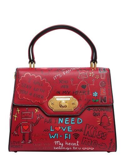Regali di Natale: borsa a mano Dolce&Gabbana