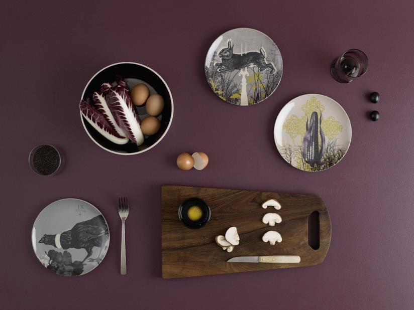 Regali per chi ama cucinare: set da tavola Luso D'Antan