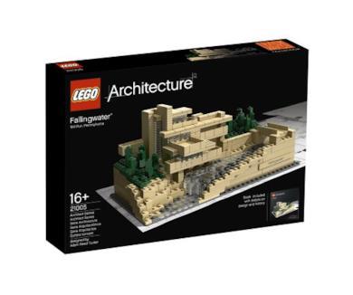 LEGO Architecture - Fallingwater