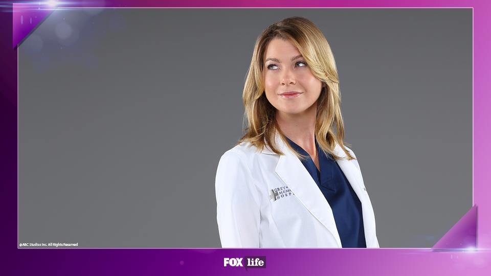 Ellen Pompeo non seppe che Derek era sposato fino al momento in cui girò l'ultimo episodio