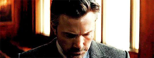 Un arrabbiatissimo Ben Affleck!