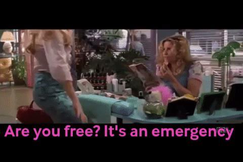 Reese Witherspoon in una scena di La Rivincita delle bionde