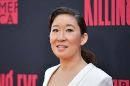 Sandra Oh alla première di Killing Eve 2