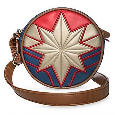 Borsa a tracolla Captain Marvel