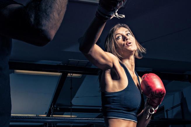 Un allenamento di mindful boking a Londra