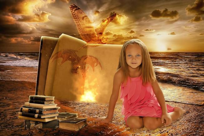 Libri per l'infanzia e per adulti