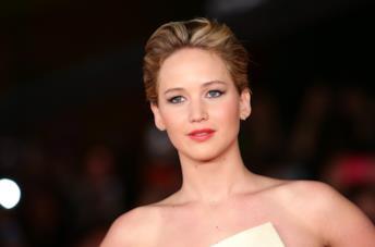Jennifer Lawrence sul red carpet