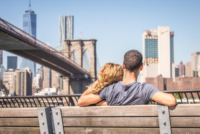 Viaggio di nozze a New York