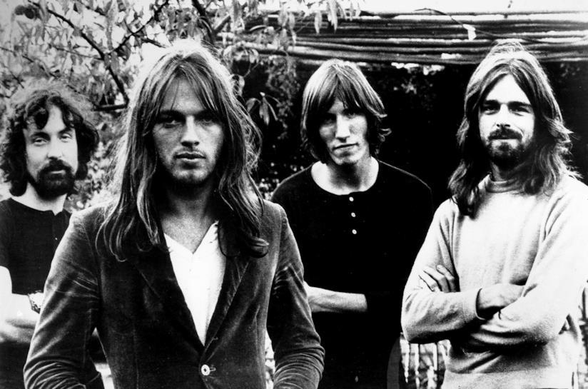 I Pink Floyd e il loro rock