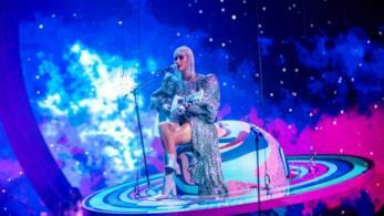 Katy Perry icona fashion