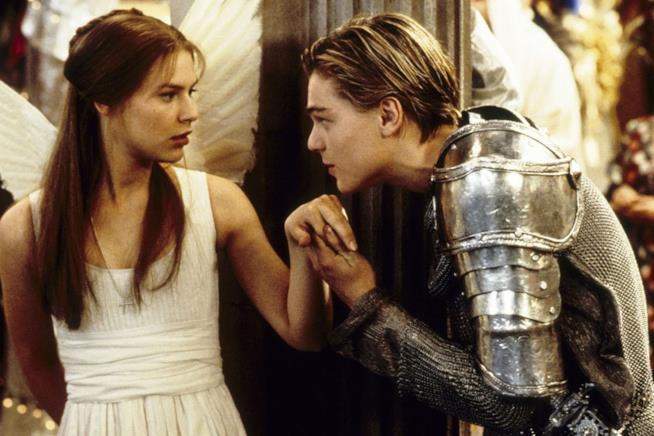 Romeo tiene la mano di Giulietta