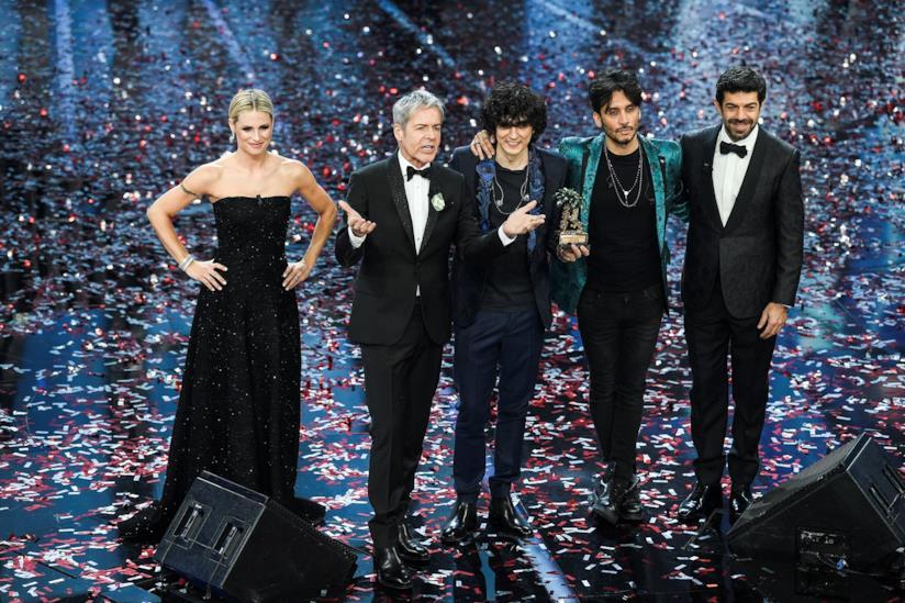 Ermal Meta e Fabrizio Moro vincitori Sanremo 2018