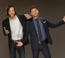 Jared Padalecki e Jensen Ackles, Supernatural