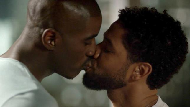 Warren e Jamal in Empire 4