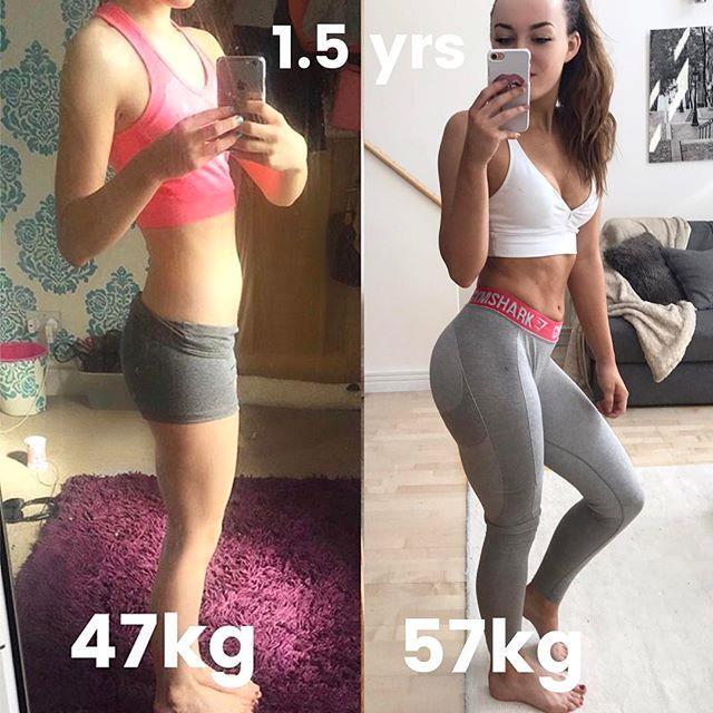 Emma O'Neill gudagna 10 chili di muscoli