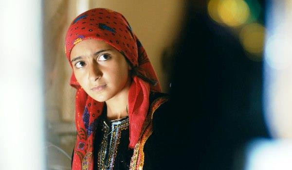 Un'immagine del film La Sposa Bambina