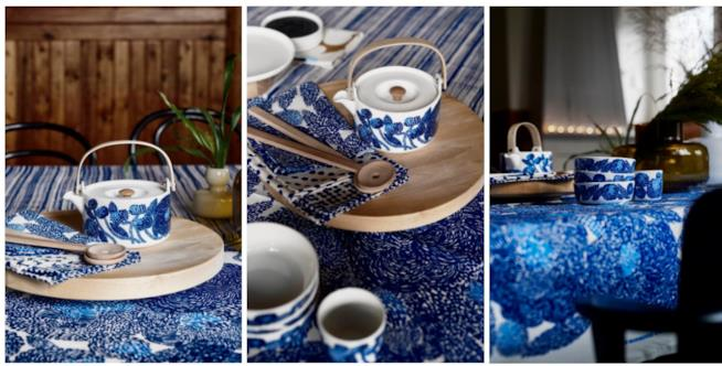Regali per la casa: teiera Oiva Mynsteri di Marimekko
