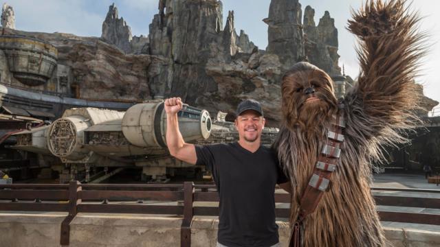 Disney World: Star Wars: Galaxy's Edge ha aperto le porte al pubblico