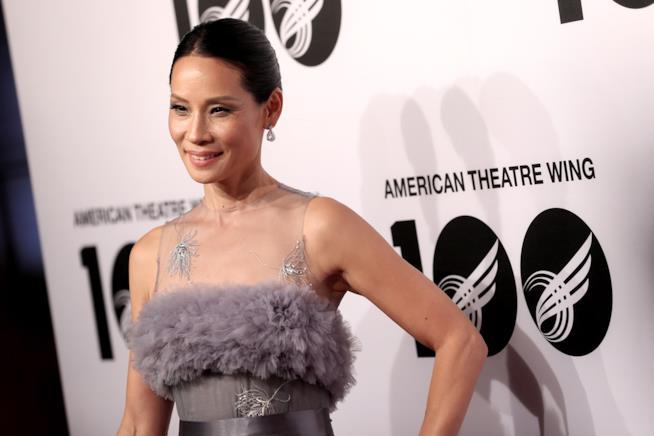 Lucy Liu è nota per il ruolo di Alex nel remake del film Charlie's Angel