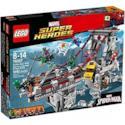 LEGO Super Heroes Spider-Man: la Battaglia sul Ponte dei W