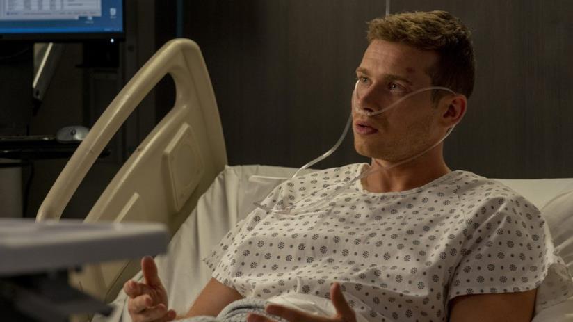 911: un'immagine di Buck nella terza stagione