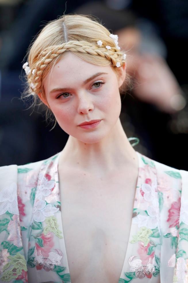 Elle Fanning a Cannes 2019