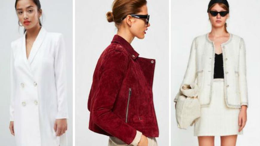 Collage di giacche