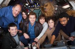 Il cast dello spin off di Star Wars su Han Solo