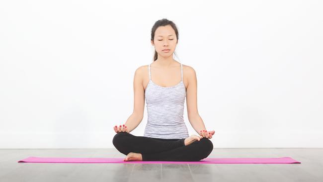 Meditazione guidata yoga