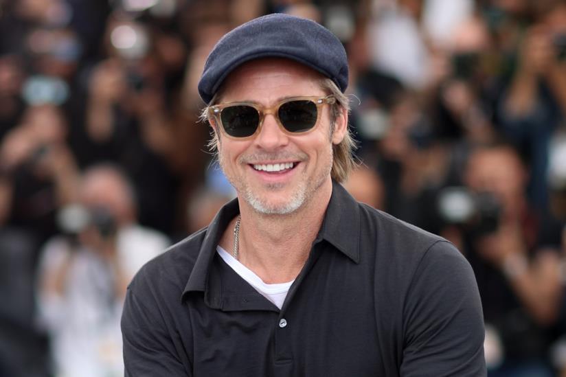 Brad Pitt a Cannes 2019