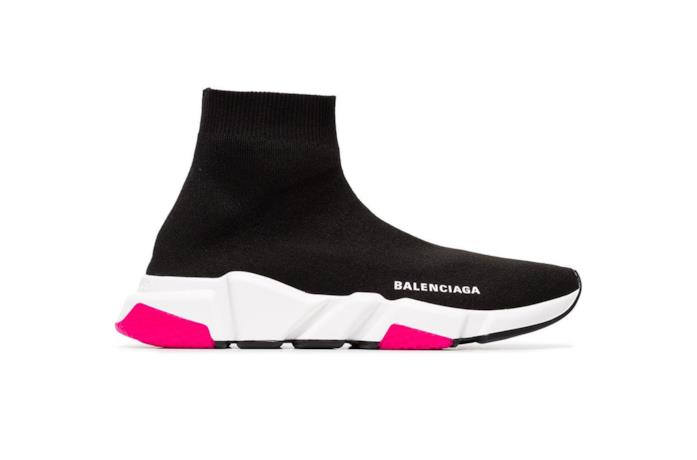 Sneakers socks Balenciaga